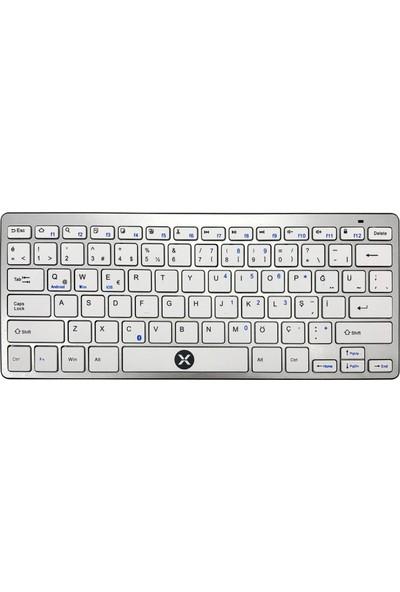 Dexim Prime Bluetooth Kablosuz Klavye Tablet ve Bilgisayarlar Için Kablosuz Klavye