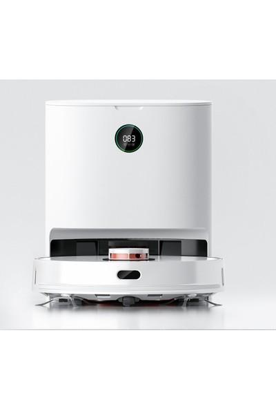 Roidmi Eve Plus Akıllı Çöp İstasyonlu Robot Vacuum & Mop Süpürge (Roidmi Türkiye Garantili)