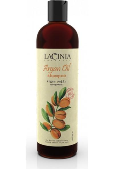 Lacinia Argan Yağlı Şampuan 400 ml