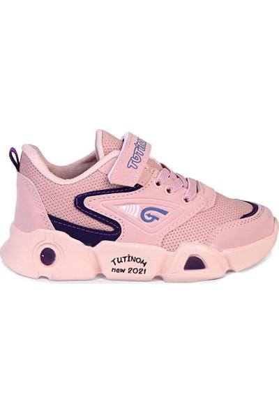 Kaptan Junior Kız Çocuk Ayakkabı Spor Ptutik 810