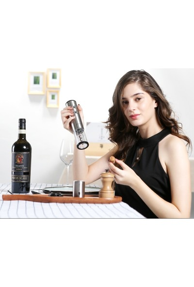 Xiaomi Circle Joy Elektrikli Şarap Tirbuşon