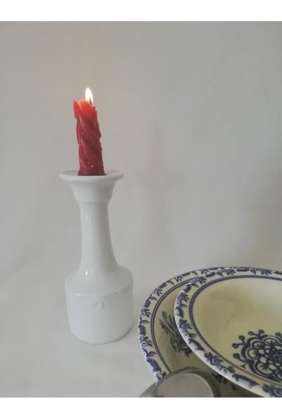 Kütahya Porselen Porselen Mumluk 15 cm