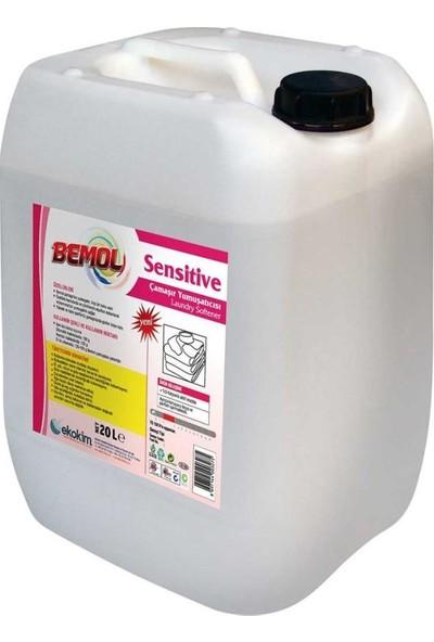 Bemol Sensetive Çamaşır Yumuşatıcısı 20 lt