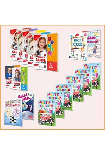 Gendaş Yayınları 1. Sınıf Elim Sende Okuma Yazma Seti