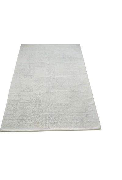 Moderona Pamuk Halı Ekru 160 x 230 cm