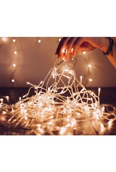 Webbey LED Işık Günışığı 10 Metre Fonksiyonlu Fişli 220 V LED Dekor