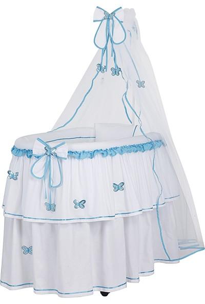 Pasha Baby Cibinlik Tüllü Sallanır Rüya Beşik