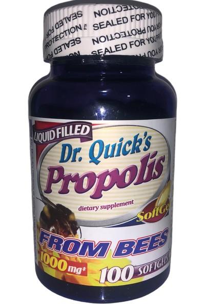 Dr. Quicks Propolis 100 Kapsül