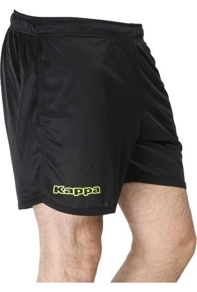 Kappa Koşu Şortu Celsy Siyah/yeşil