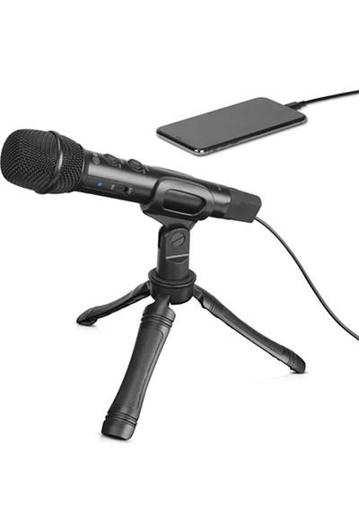 Boya By-Hm2 Pc Telefon Dijital El Mikrofonu