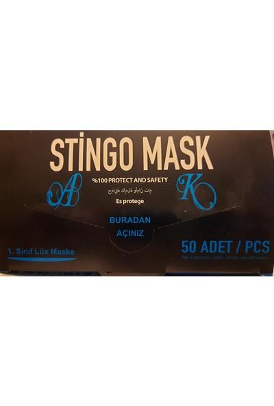 Stingo Mask Maske 50'li x 2