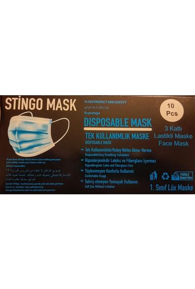 Stingo Mask Maske 10'lu x 10