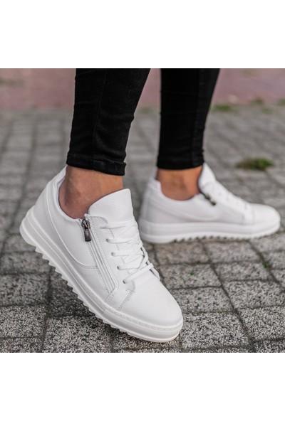 Conteyner Cnt Royal Beyaz Sneaker