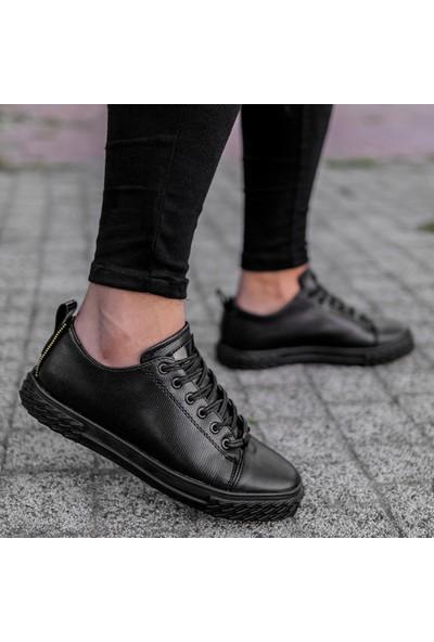 Conteyner Cnt Nova Siyah Sneaker