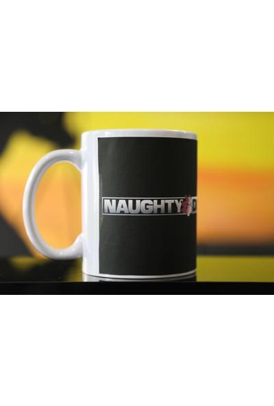 Naughty Dog Siyah Kupa Bardak