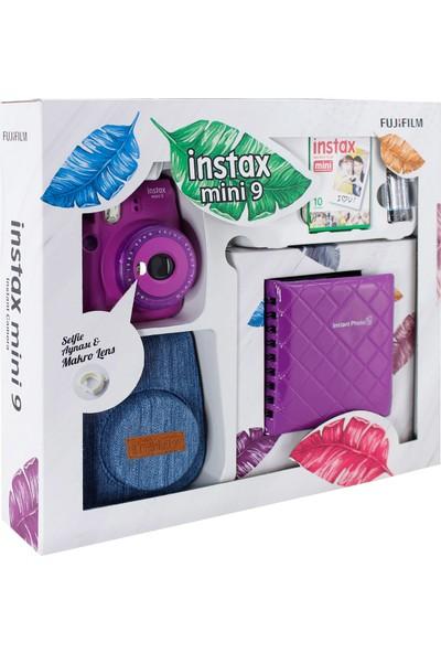 Instax Mini 9 Kit Mor