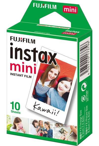 Instax Mini Liplay Hybrid Blush Gold Fotoğraf Makinesi 10LU Mini Film