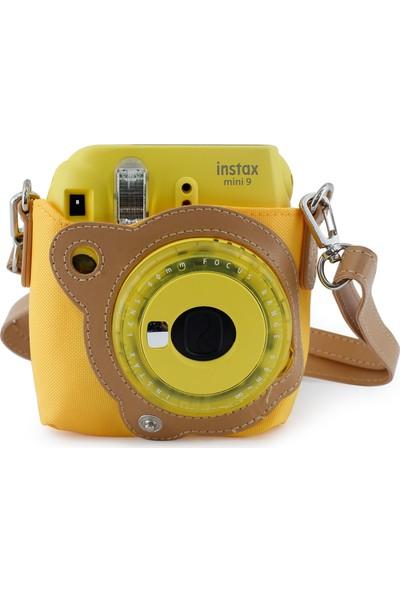 Fujifilm Case İnstax Mini 8 Çanta Sarı