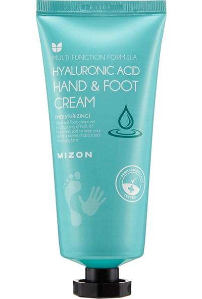 Mizon Hand And Foot Cream Hyaluronic – Hyalüronik El & Vücut Kremi