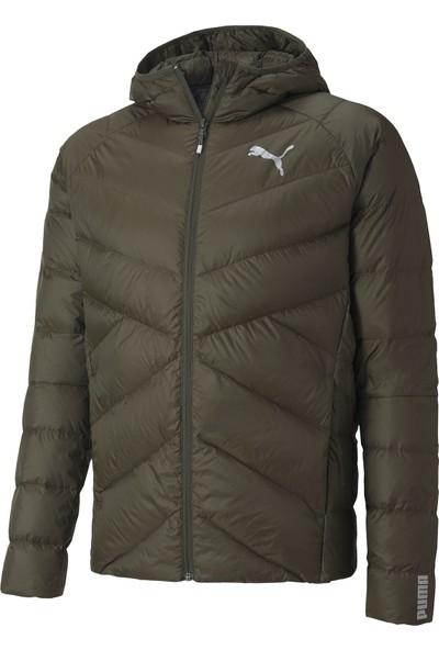 Puma Erkek Günlük Mont Yeşil Pwrwarm Packlite Hd 600 Down Jacket 58220270