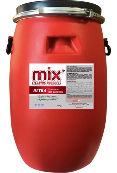 Mix Ultra Halı Yıkama Şampuanı 60 kg