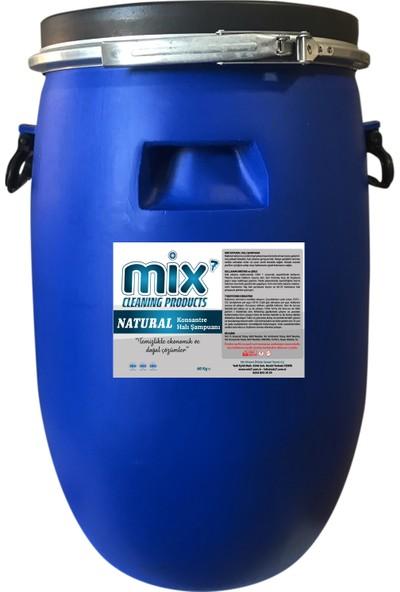 Mix Natural Halı Yıkama Şampuanı 60 kg