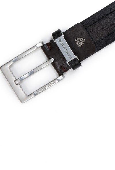 U.S. Polo Assn. Erkek Siyah Kemer 50228285-VR046