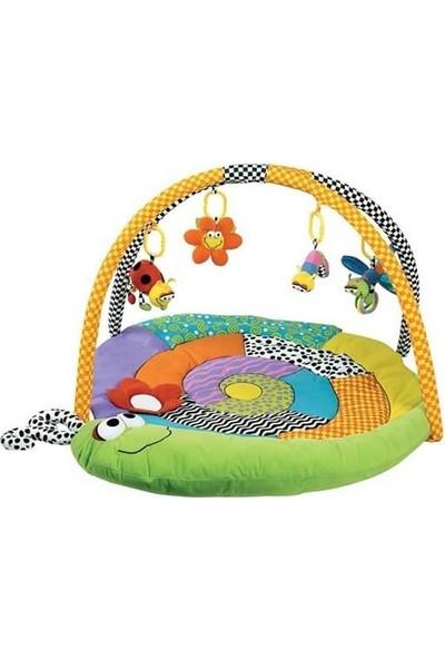 Playgro Mutlu Bahçe Oyun Halısı 90 x 80 cm