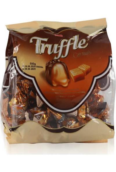 Elvan Truffle Karamelli Oturan Poşet 500 gr