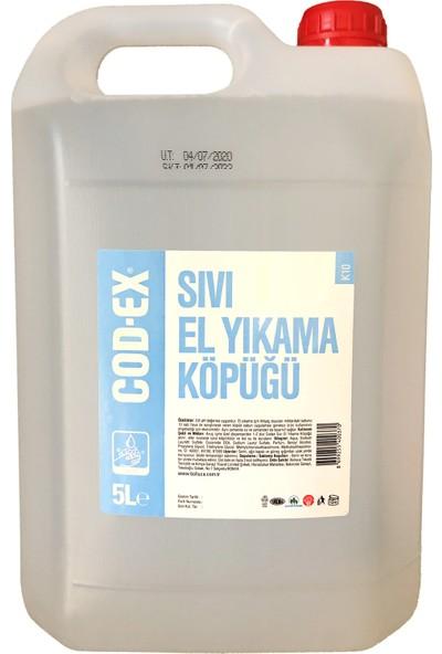 Cod-Ex Sıvı El Köpüğü - 5 Litre