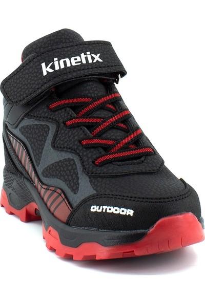 Kinetix 100544700 Dimas Çocuk Patik Outdoor Bot Siyah - Gri