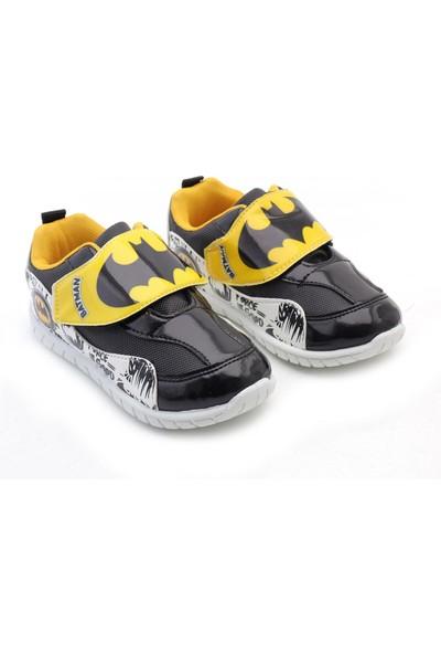 Kids World Batman Desen Erkek Çocuk Spor Ayakkabı