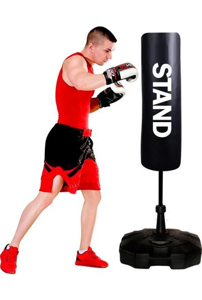 Sportif Boxing 150 cm Ayaklı Yaylı Boks Vurma Standı