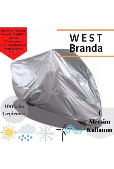West Branda Honda Activa S Motosiklet Brandası