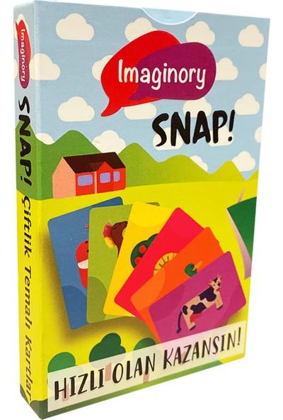 Alice & Grace Imaginory SNAP! Çiftlik Temalı Kart Oyunu