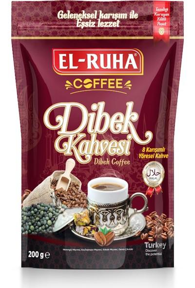 El Ruha Dibek Kahvesi 200 gr