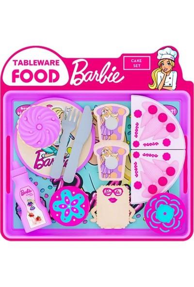 Barbie Pasta Seti