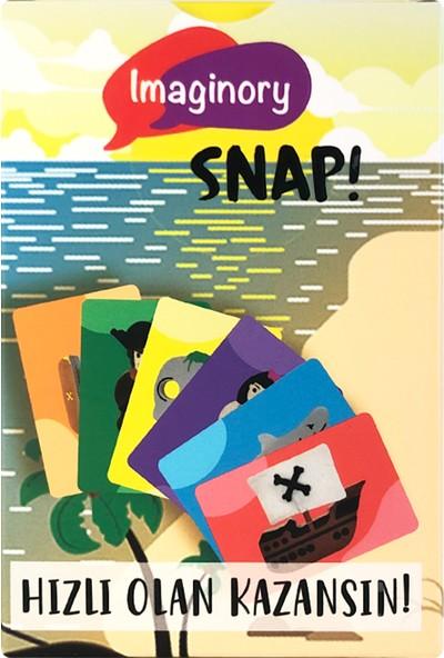 Alice & Grace Imaginory SNAP! Korsan Temalı Kart Oyunu