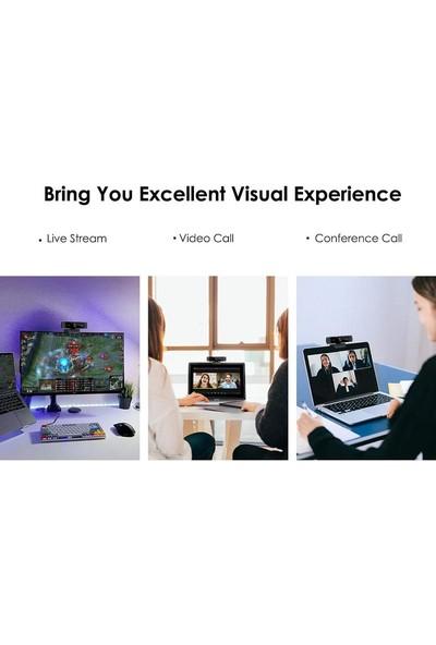 Viofo P800 Full HD Mikrofonlu Webcam