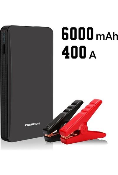 Pushidun K21 6000 Mah Akü Takviye Powerbank