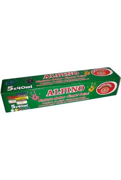 Alpino Parmak Boyası 5 Renk