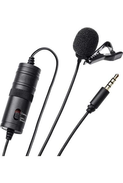 Paleon Plo-Dcc1 Yaka Mikrofonu