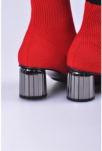 Masis Fondo Kırmızı Triko Bot