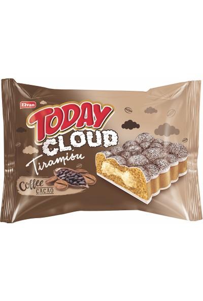 Elvan Today Cloud Kek Tiramisulu 50 gr x 24'lü