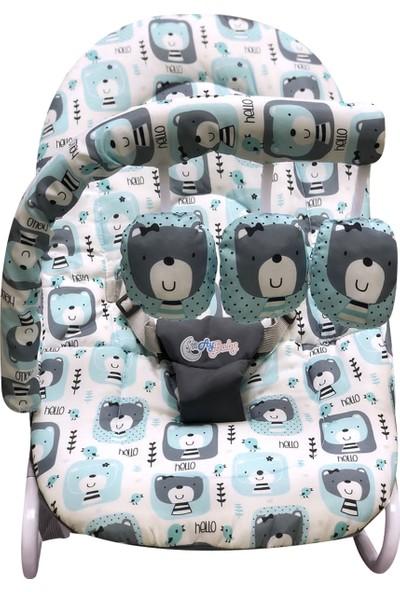 AyBaby Dandini Sallanır Ana Kucağı - Koala Mint