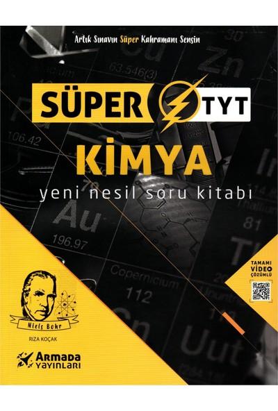 Armada Yayınları Süper TYT Kimya Soru Kitabı