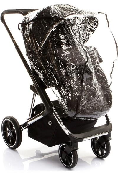 Bagi Nanofold Travel Sistem Bebek Arabası Chrome Carbon Black