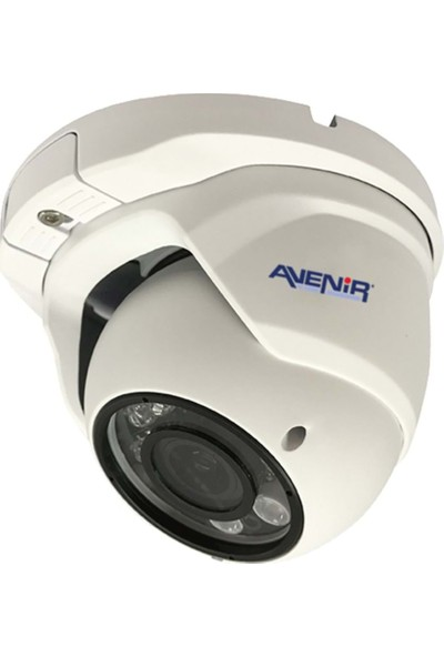 Avenir AV-DV436AHD 4 Mp Ahd 2.8-12 mm Vf Len Iç ve Dış Mekan Dome Kamera