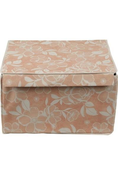 ION Çiçekli Kutu Düzenleyici Mega Organizer 60 x 40 x 30 cm