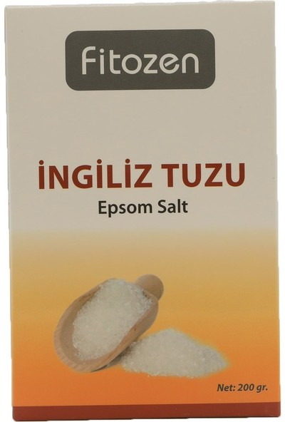 Fitozen Ingiliz Tuzu 200 gr